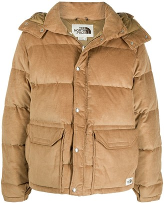 The North Face Corduroy Padded Jacket