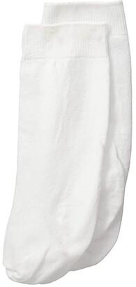 Jefferies Socks High Class Nylon Knee High Socks 3-Pair Pack (Infant/Toddler/Little Kid) (White) Girls Shoes
