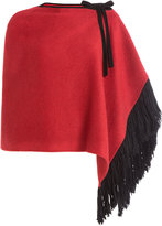 Dolce & Gabbana Cape with Cashmere, Alpaca and Wool