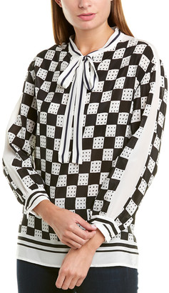Meedson Silk Tunic