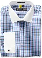 Stacy Adams Men's Classic Fit Edinburgh Dress Shirt