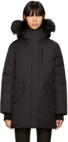 Mackage Black Down Marla Coat