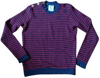 Zoe Karssen Red Cotton Knitwear for Women