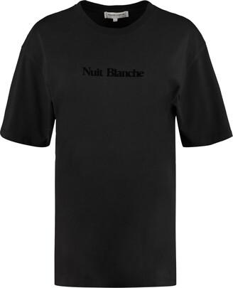 Maison Labiche Printed Cotton T-shirt