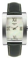 Tissot Generosi-T Leather Mother-of-Pearl Dial Women's Watch #T007.309.16.113.02