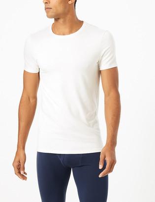 Marks and Spencer 2 Pack Light Warmth Short Sleeve Thermal Vests