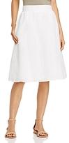Eileen Fisher Linen Flare Skirt - 100% Exclusive