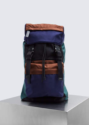 Marni Colorblock Backpack