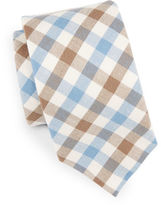 William Rast Plaid Cotton Tie