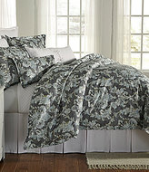 Southern Living Florence Damask Cotton Comforter Mini Set