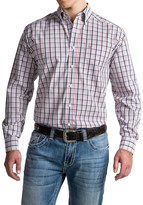 Ariat Wrinkle-Free Vallen Shirt - Button Front, Long Sleeve (For Men)