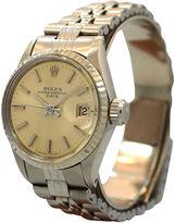One Kings Lane Vintage Rolex Date Ladies Ref. 6517, 1970