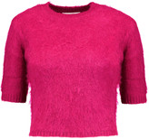 Carven Cropped knitted sweater