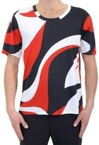 Alexander McQueen Abstract Printed T-shirt