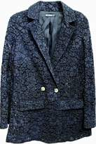 Dixie Navy Lace Blazer