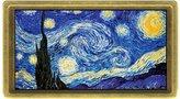 Coastal Colors Vincent Van Gogh Starry Night Belt Buckle Women's