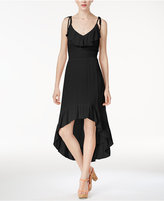 American Rag Juniors' Ruffled High-Low Dress, Only at Macy's