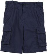 E-Land Kids Cargo Shorts (Toddler/Kids) - Nightshadow Blue-2T