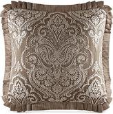 "J Queen New York Stafford 20"" Square Decorative Pillow"