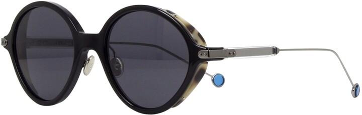 Christian Dior Umbrage Round Sunglasses