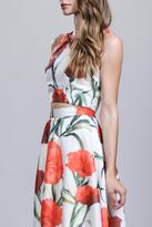 Ark & Co Floral Crop Top