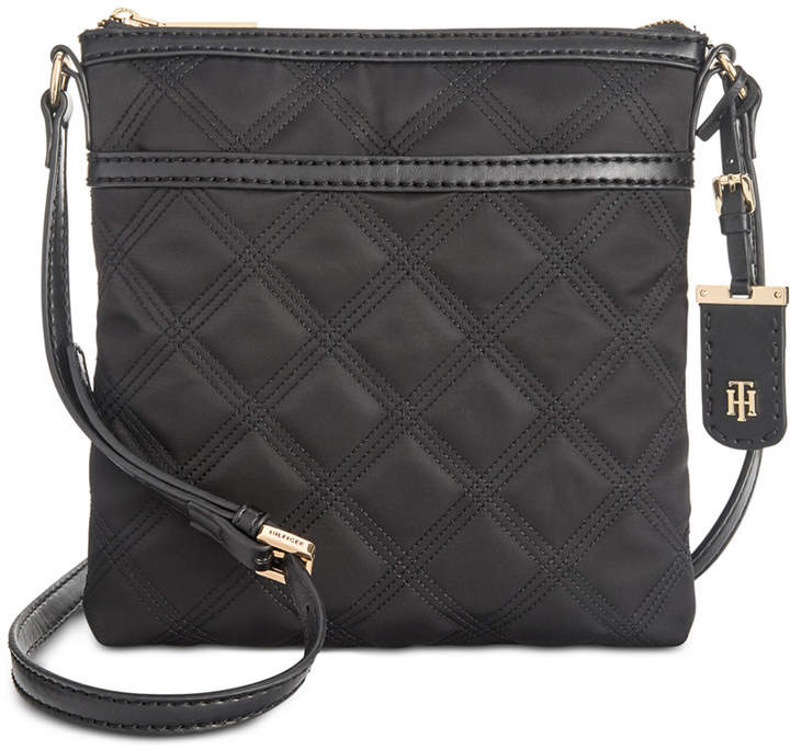 bb7dee12326a9f Tommy Hilfiger Black Crossbody Shoulder Bags - ShopStyle