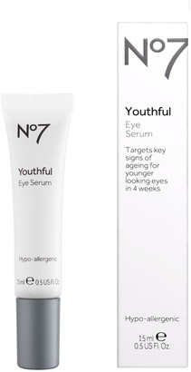 No7 Youthful Eye Cream Serum