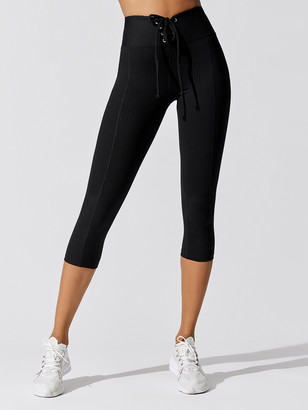 YEAR OF OURS Ribbed Football Capri