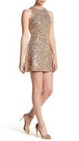Dress the Population Mia Sequin Fit & Flare Dress