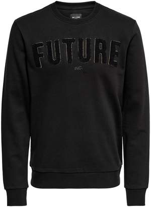 ONLY & SONS Future Crew Sweatshirt