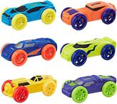 Nerf Nitro Foam Car 6 Pack 2