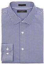 Banana Republic Grant Slim-Fit Non-Iron Stretch Gingham Shirt