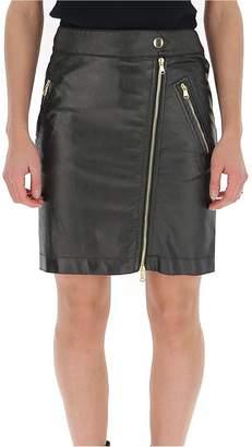 Moschino Wrap Mini Skirt