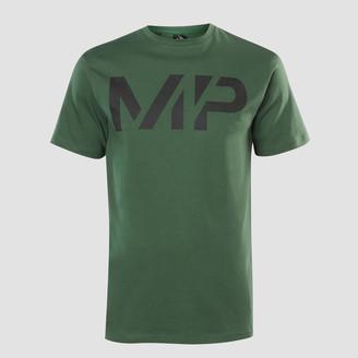 Hunter MP Grit T-Shirt Green