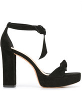 Alexandre Birman ankle strap platfrom sandals