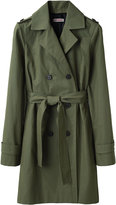 Organic by John Patrick Double Breasted Trench