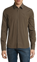 Orlebar Brown Dunstan Cotton Sportshirt