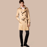 Burberry The Kensington – Long Heritage Trench Coat