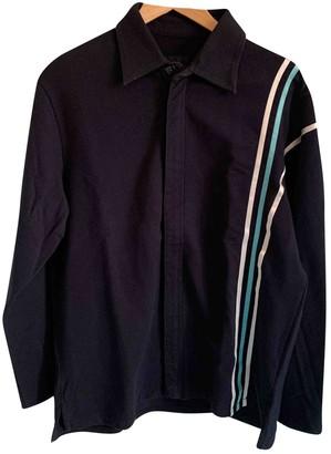 Y-3 Blue Cotton Jackets