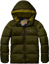Scotch & Soda Nylon Down Jacket