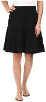 Fresh Produce Jersey Tiered Skirt