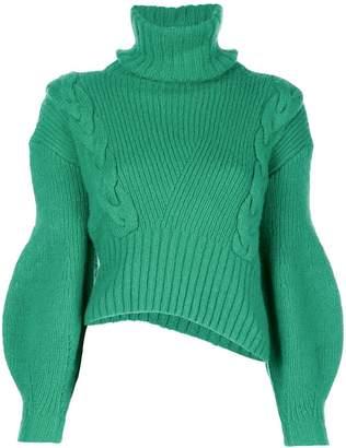 Rojas Alejandra Alonso chunky knit jumper