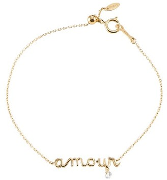 "PERSÉE Around the Words """"Amour"""" bracelet"