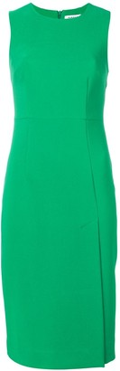 P.A.R.O.S.H. Fitted Midi Dress