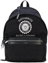 Saint Laurent 'Université' backpack - men - Cotton - One Size