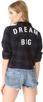 Sundry Dream Big Double Pocket Shirt