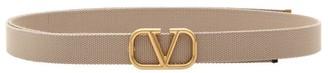 Valentino V-Logo Buckle Belt