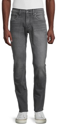 Hudson Slim-Fit Straight-Leg Jeans