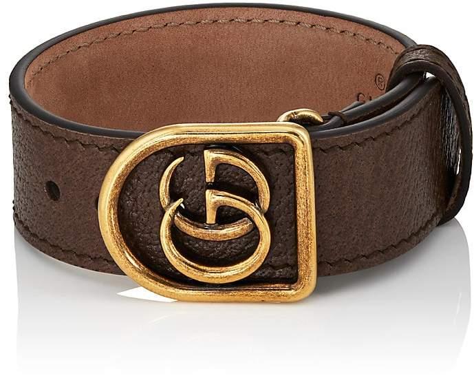 Gucci Men's Marmont Leather Bracelet