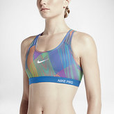 Nike Pro Classic Padded Frequency Women's Sports Bra